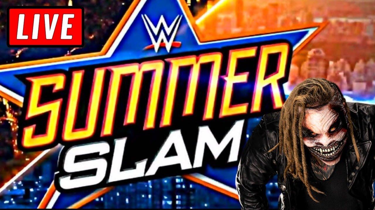 WWE SummerSlam 2020: Live Stream, WWE Network Start Time ...