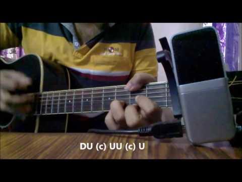 Mein Tenu Samjhawan Guitar Lesson   Rahat Fateh Ali Khan Unplugged