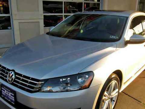 2012 Volkswagen Passat TDI SEL Premium With Diesel And Navigation (Ft. Worth, Texas)