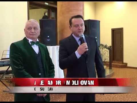 Pensionarii au sărbătorit Revelionul două zile