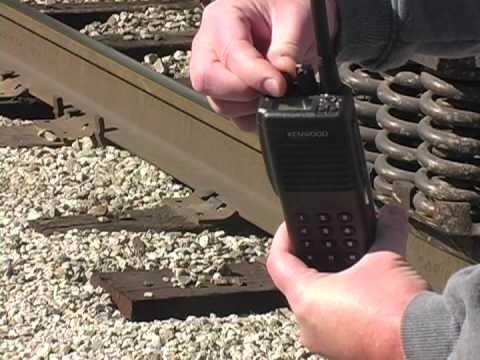 Proper Radio Procedures