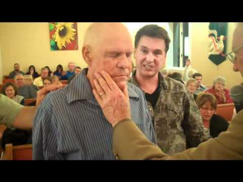 Ottawa Valley Revival - Man healed