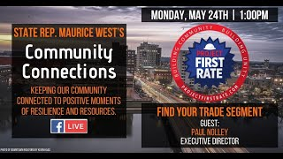 COMMUNITY CONNECTIONS || Project First Rate