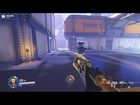 [Overwatch tech] Too much for Practice range