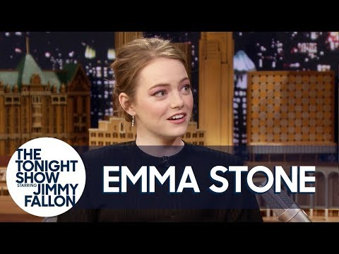 Emma Stone Was the Only American in The Favourite Cast