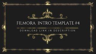 Download Filmora intro Template Free #4