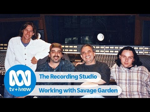 Working With Savage Garden - Charles Fisher | The Recording Studio