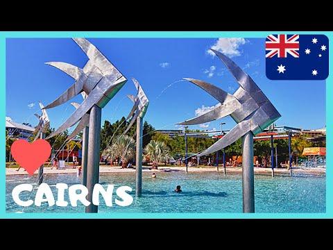 Experiencing AUSTRALIAN LIFE in CAIRNS  (Queensland, Australia)