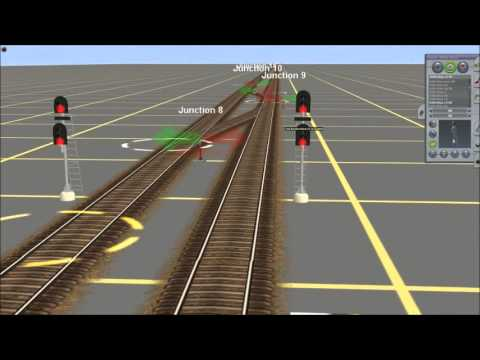 How to make a basic NSW map in Trainz Railroad simulator
