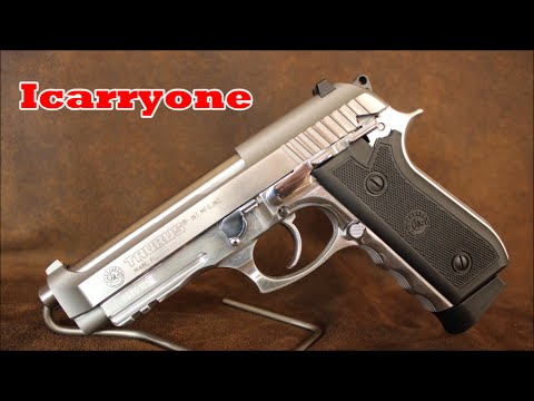 Taurus PT-100P - A Closer Look