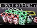 (Day 2) $50/$100 NO LIMIT in Costa Rica!