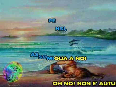 Neil Diamond - September Morn (vers. Italiana) (karaoke)