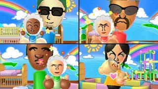 Wii Party - All Funny Minigames