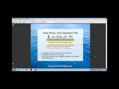 Social Bookmarking Power Webinar