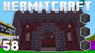 Hermitcraft 7 - Ep. 58: THE WITHER SHOP! (Minecraft 1.16) | iJevin