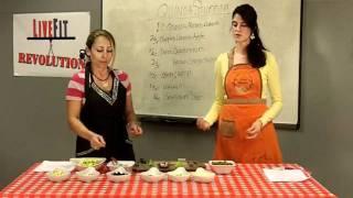 Livefit Kitchen - Quinoa Stuffing