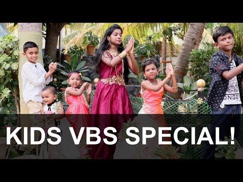 இயேசுவின் சமூகம்Yesvin Samoogam - Old Tamil Sunday School Songs by Voice of Eden (VOE)