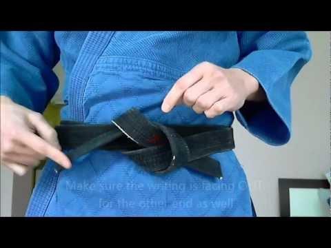 3 Ways to Tie Your Judo or BJJ Belt