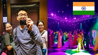 I FLEW to INDIA for a WEDDING PARTY at 2AM SILKAIR BOEING 737 800 Singapore HYDERABAD హ దర బ ద