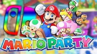 My HOPES for MARIO PARTY for NINTENDO SWITCH!