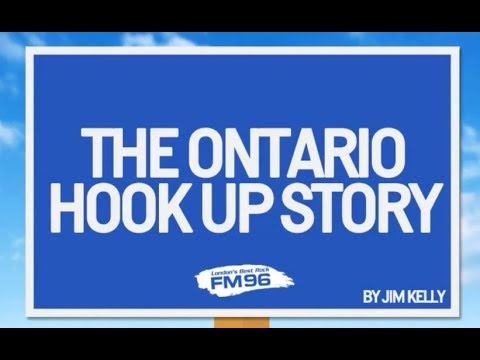 the ontario hook up song