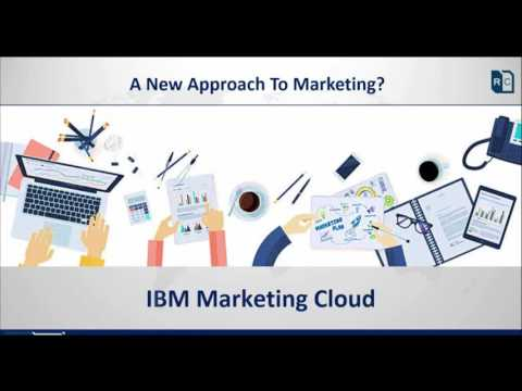 Royal Cyber Webinar  Innovations in IBM Marketing Cloud