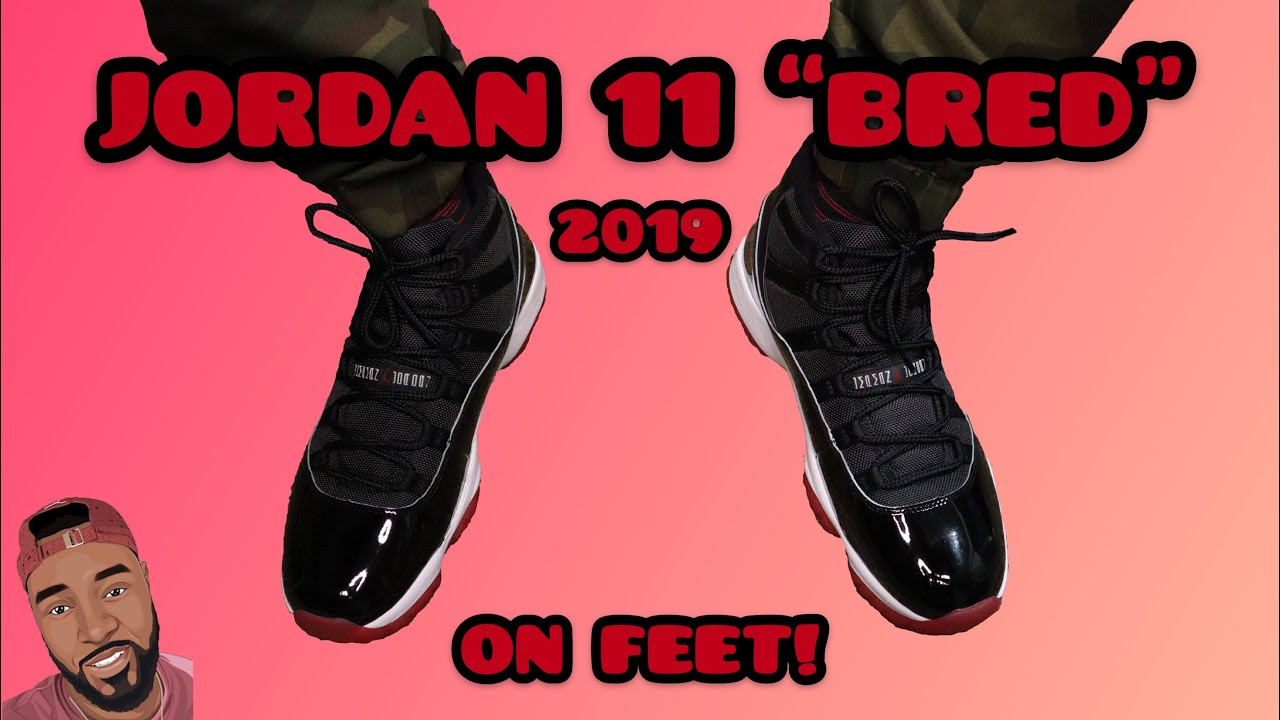 Buy The Air Jordan 11 Bred 2019 Right Here  KicksOnFire.com