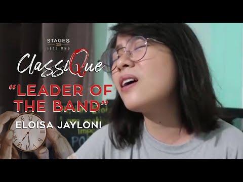 Eloisa Jayloni - Leader of the Band (a Dan Fogelberg) Live at ClassiQue