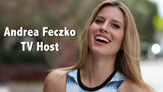 Andrea Feczko TV Host/Producer Demo Reel
