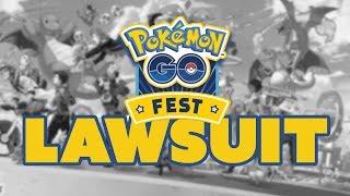Pokémon Go Fest LAWSUIT - The Know Game News