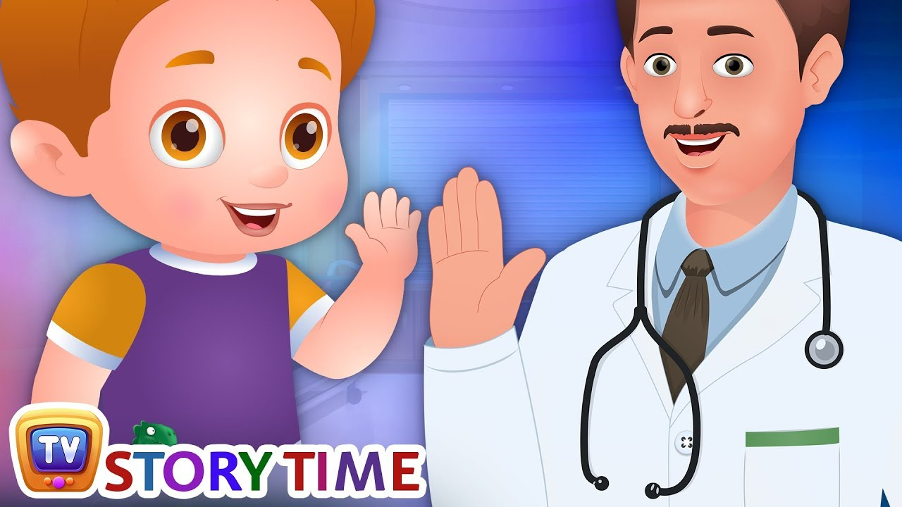 Download ChaCha Visits The Doctor - ChuChu TV Storytime Good Habits Bedtime Stories for Kids