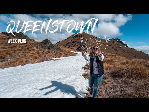 Queenstown and Wanaka Vlog