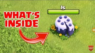 WHAT HAPPEN WHEN YOU REMOVE 6th ANNIVERSARY CAKE IN CLASH OF CLANS | COC UPDATE 2018