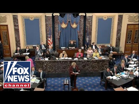 'The Five' reacts to the Senate battle for impeachment trial witnesses