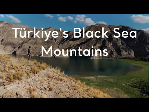 Turkey.Home - Turkey's Black Sea Mountains - From the Air