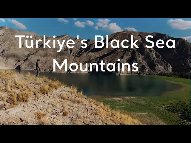 Turkey.Home - Turkeys Black Sea Mountains - From the Air