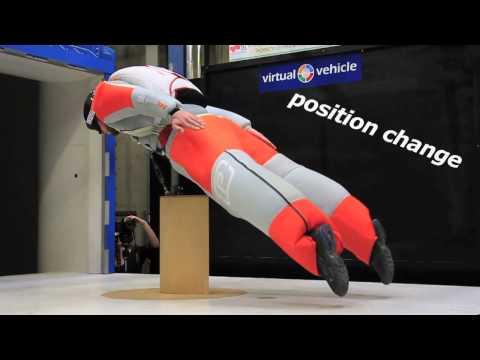 Windtunnel Tests - Aerodynamics of Tracking