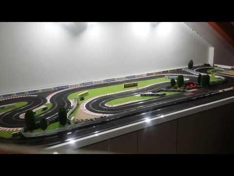 Circuito Scalextric casero. Focus Ninco