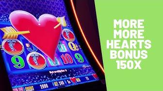 More More Hearts Slot Bonus. Mohegan Sun Big Win