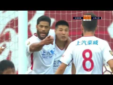 WU LEI  GOALS 2018  CSL - CHINESE CR7  SHANGHAI SIPG