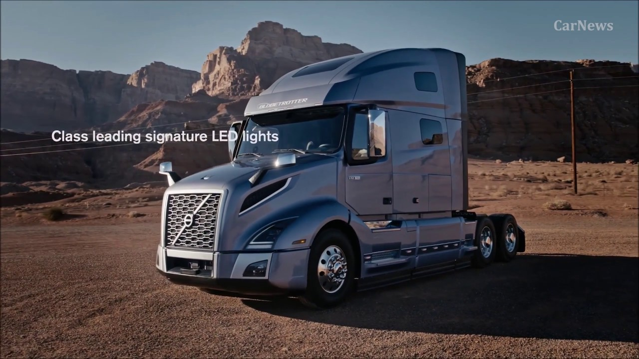 2018 volvo vnl 860. wonderful 860 volvo vnl truck 2018  interior exterior drive carnews on 2018 volvo vnl 860 c