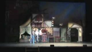 8月3日に大垣市民会館で行われた劇団四季のミュージカル『人間になり...