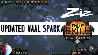 Path of Exile 2.6 - Updated Vaal Spark Guide