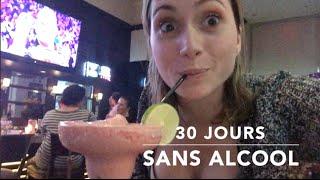 DÉFI: 30 JOURS SANS ALCOOL