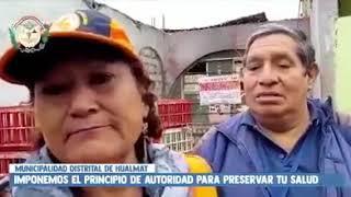 CLAUSURAMOS LOCALES INFORMALES POR ATENTAR CONTRA LA SALUD
