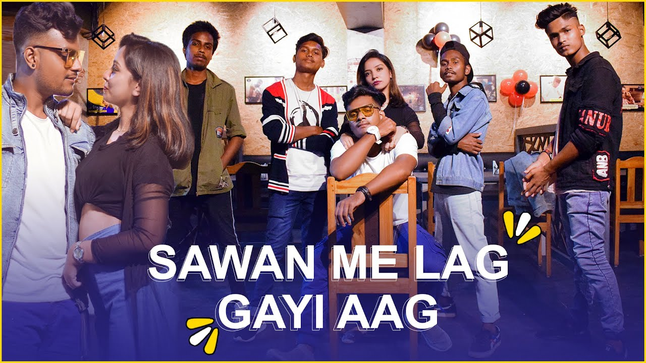 Sawan Mein Lag Gayi Aag (Odisha Edition) - ft. Sandhya | Mika, Neha & Badshah | Pratyush Films
