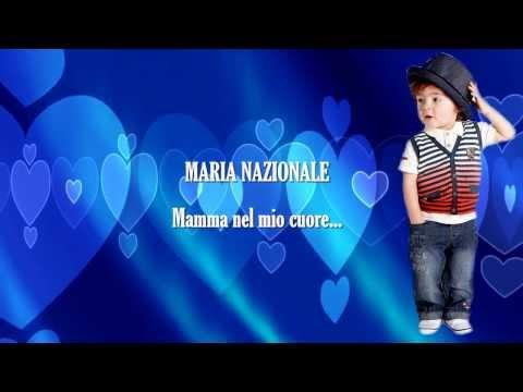 Maria Nazionale & Suo Figlio - Mamma Nel Mio Cuore (subtitrare română)