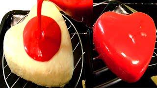 Mirror Glaze Valentine