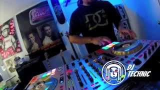 Pioneer DDJ-SZ Scratching Juggling Drumming and Pitch Bending Review by DJ TECHNIC