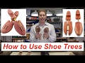 How to Use Shoe Trees - HOUNDSBAY
